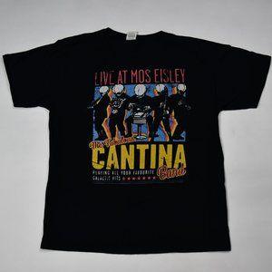 Star Wars Shirts - Star Wars - Mos Eisley Cantina Band Tour Tee